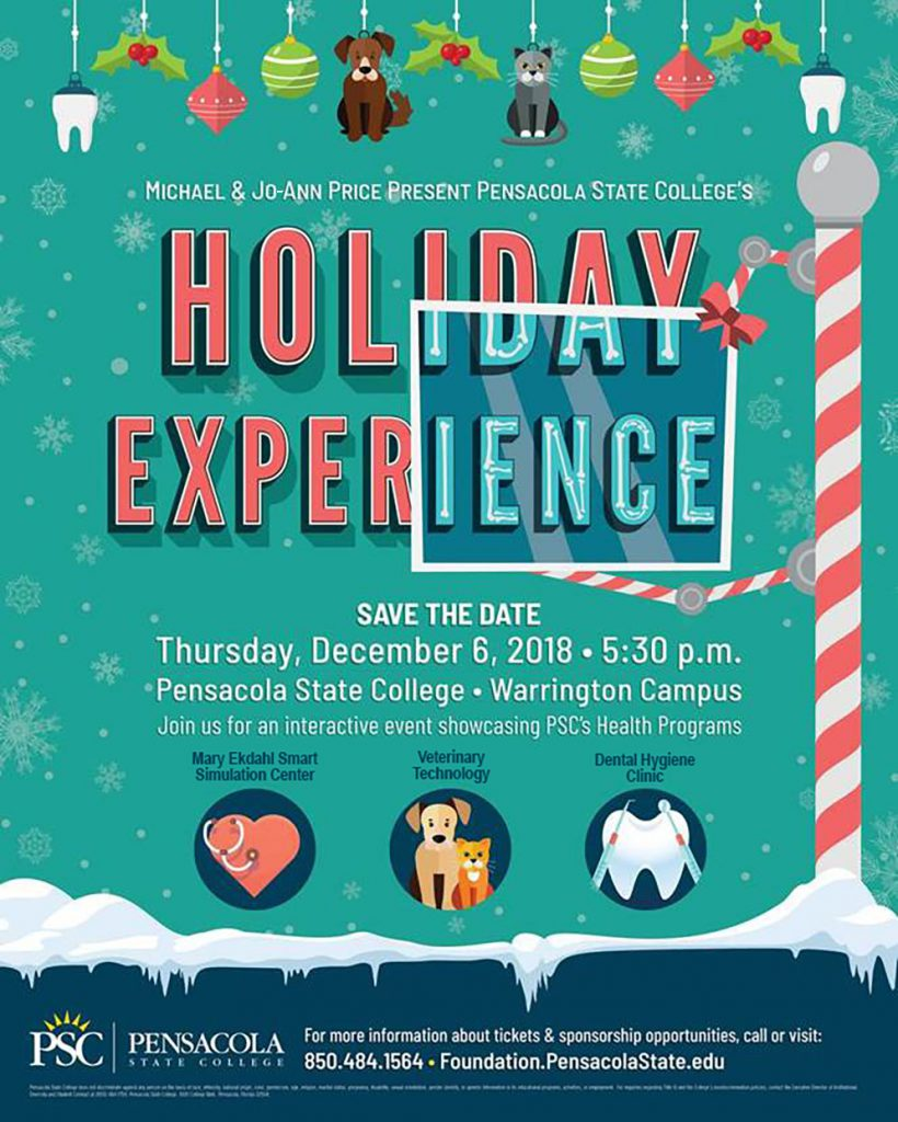 Pensacola State College Foundation   Holiday Experience