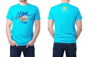 Clover Shirt graphic