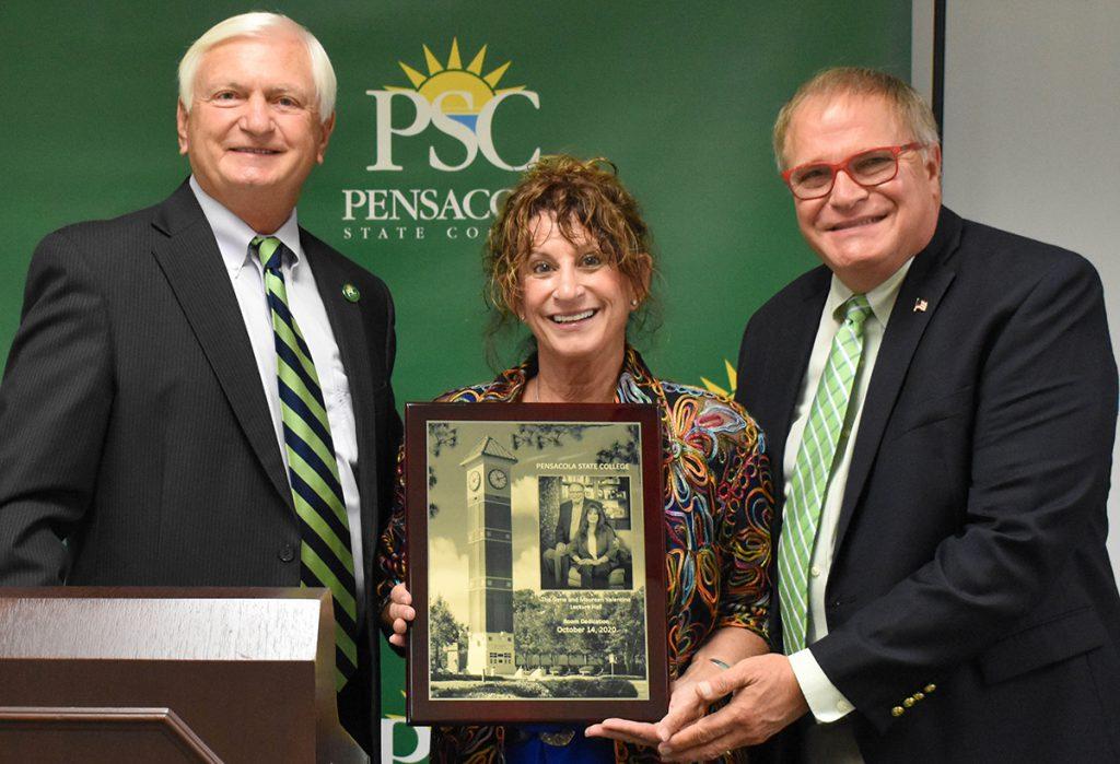 decorative image of valentinodedication , Gene and Maureen Valentino's gift will propel PSC Entrepreneurship Program 2020-10-27 14:43:55