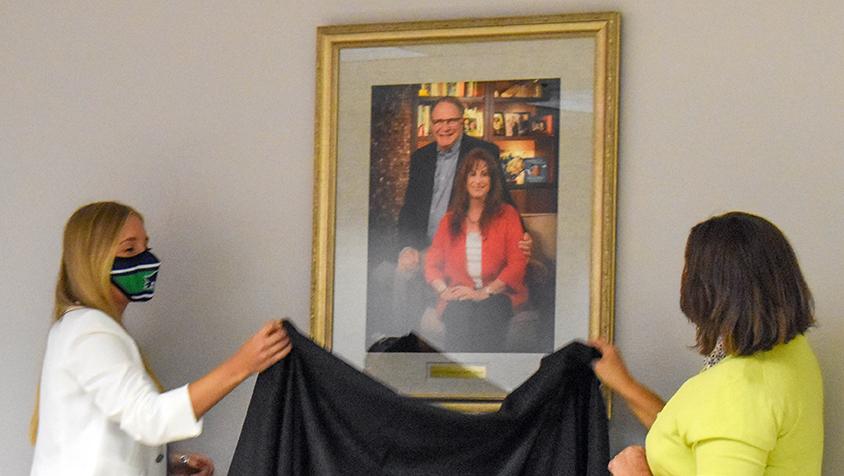 decorative image of valentinoportrait , Gene and Maureen Valentino's gift will propel PSC Entrepreneurship Program 2020-10-27 14:43:49