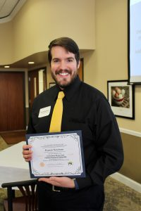 decorative image of Patrick-Newburn-scaled , Cantonment Rotary Awards Two Culinary Students 2021-01-07 11:08:35