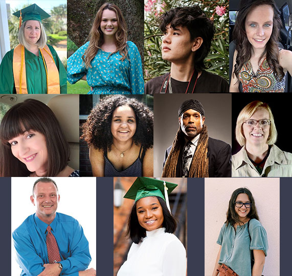 decorative image of scholarship-winners , Donors Enable First Generation Student Success 2021-10-14 11:32:43